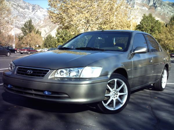 2001  Toyota Camry  picture, mods, upgrades