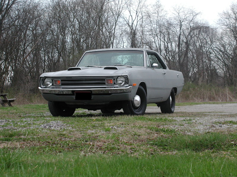 1972 Dodge Dart Swinger