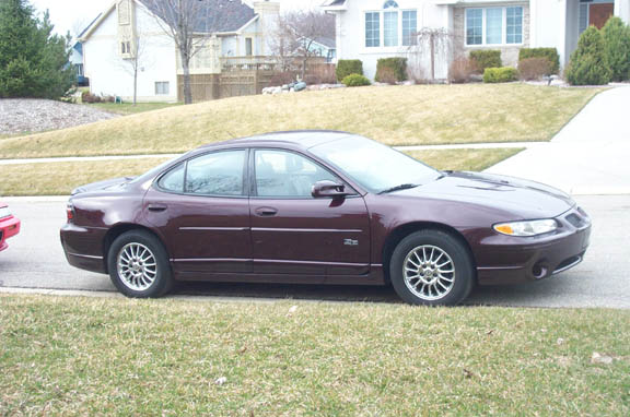 2002  Pontiac Grand Prix GTP picture, mods, upgrades