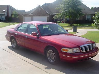1999 Ford Crown Victoria HPP