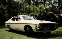 1974 Ford Falcon 500 GS