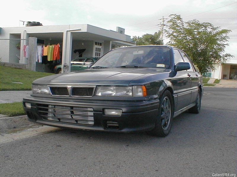 You can vote for this Mitsubishi Galant VR-4 to be the featured car of the