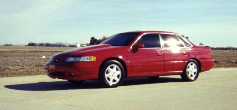 1993 ford taurus sho 1 4 mile drag racing timeslip specs 0. Black Bedroom Furniture Sets. Home Design Ideas