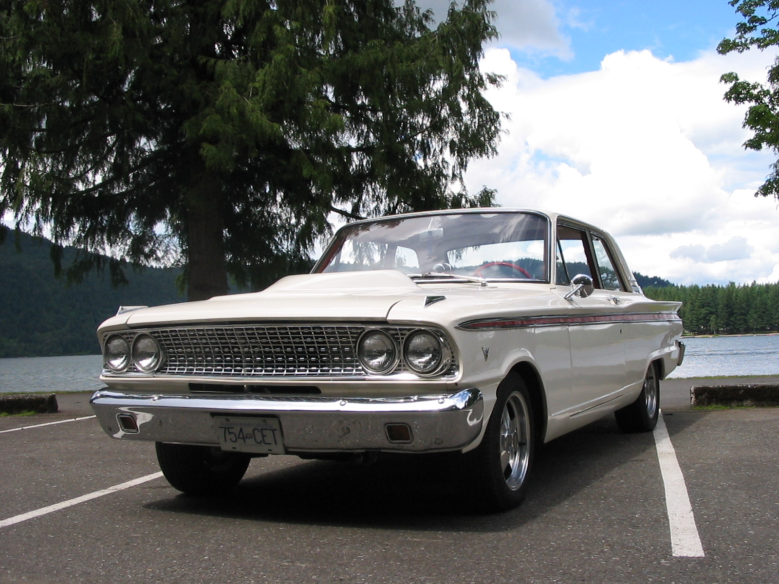 1963  Ford Fairlane 500 picture, mods, upgrades