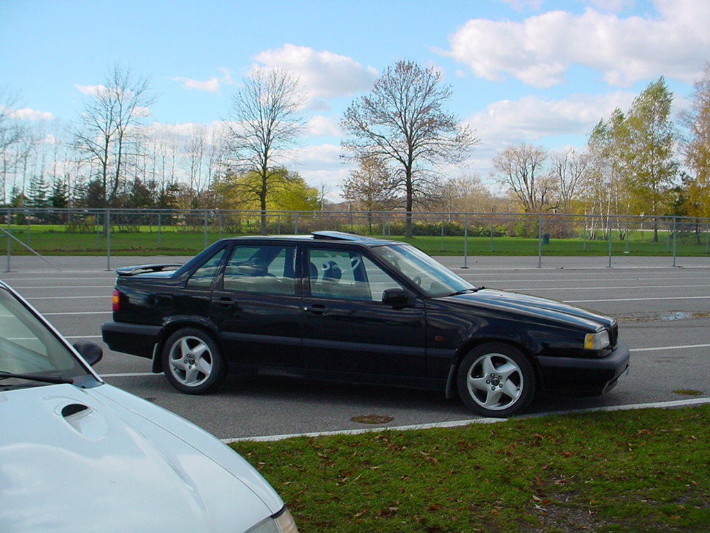 1994  Volvo 850 T picture, mods, upgrades