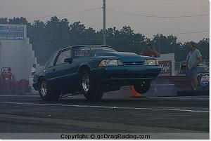 1987 Ford Mustang coupe
