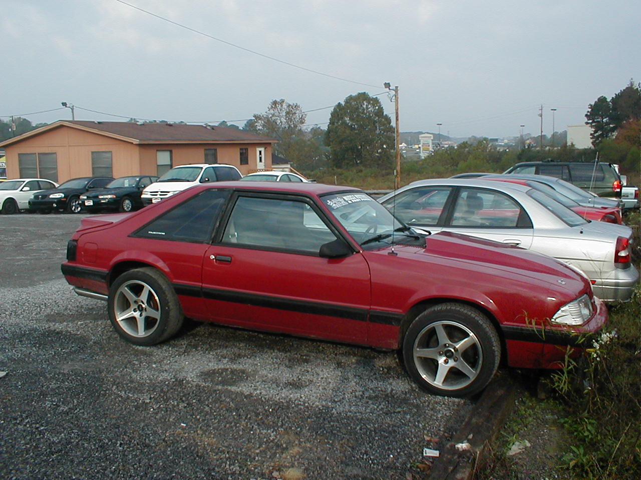 1989 ford mustang lx picture mods upgrades