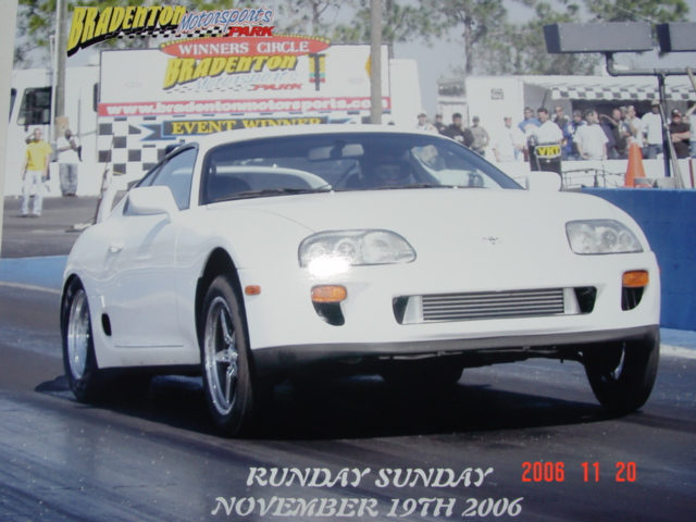 Racing In Car >> 1994 Toyota Supra TT 1/4 mile Drag Racing timeslip specs 0 ...
