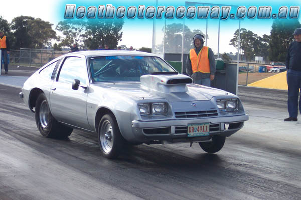 1975 Chevrolet Monza fast back