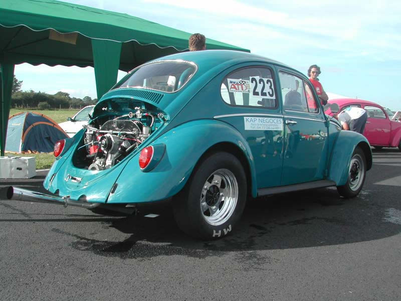 1966 Volkswagen Beetle SEDAN