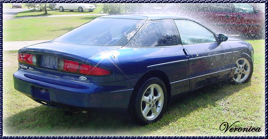 1995 Ford Probe ZE