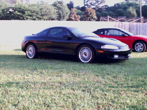 1996 Eagle Talon AWD