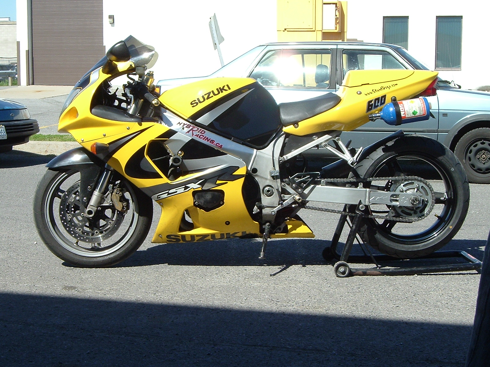 2000  Suzuki GSX-R  picture, mods, upgrades