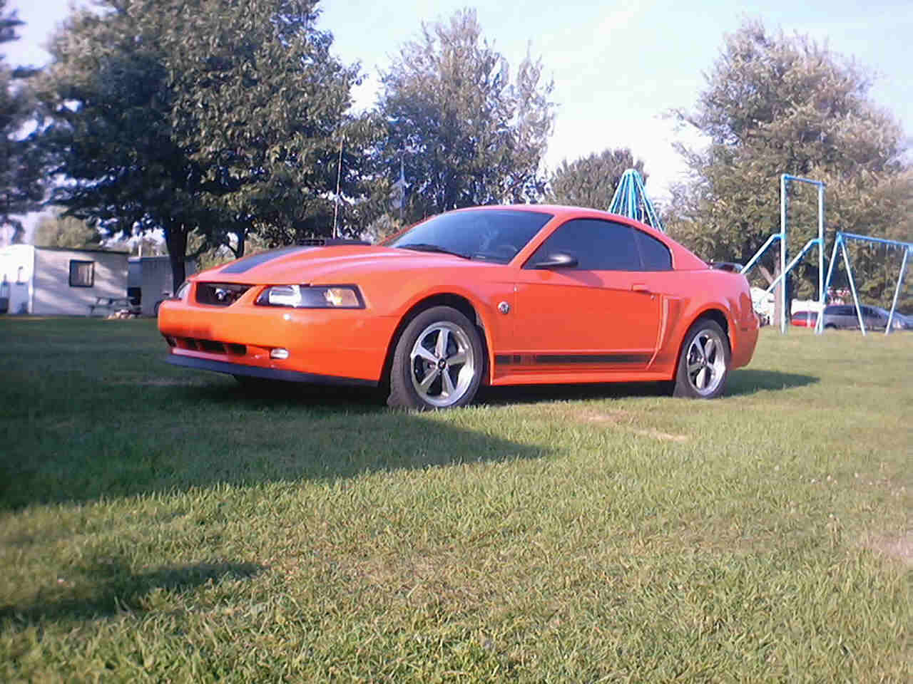 2004  Ford Mustang MACh1 picture, mods, upgrades
