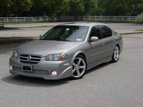 2002  Nissan Maxima SE - Auto picture, mods, upgrades