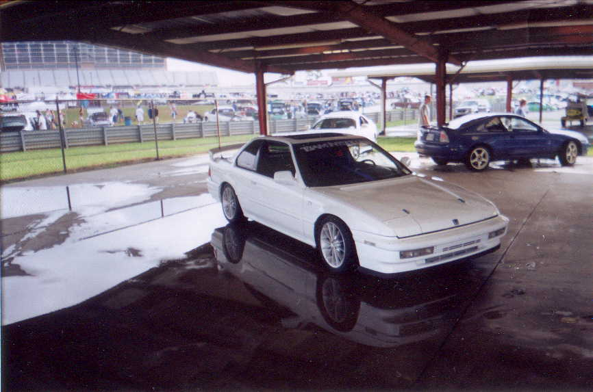 1991  Honda Prelude Si 4WS picture, mods, upgrades