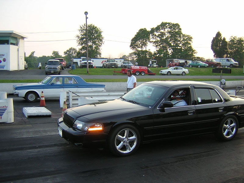 2003  Mercury Marauder # 18 Vortech Supercharger picture, mods, upgrades