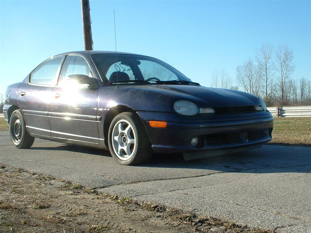 1997 Dodge Neon highline sport