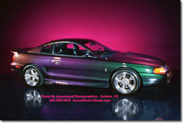 1996 ford mustang cobra specs
