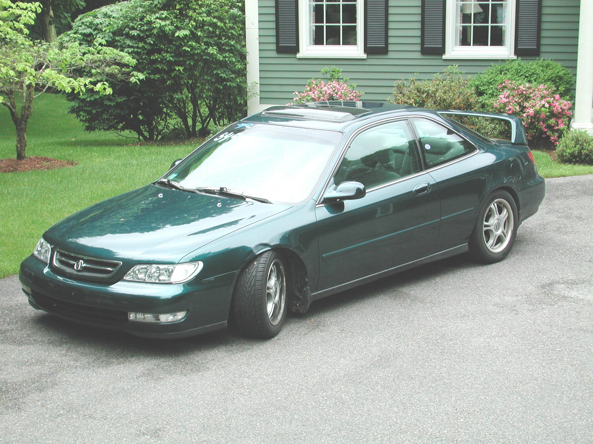 1997  Acura CL 3.0 picture, mods, upgrades