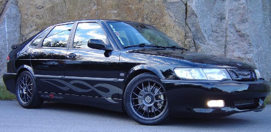 1999 Saab 9 3 2 0t