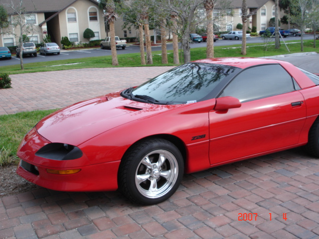 1997  Chevrolet Camaro Z28 picture, mods, upgrades