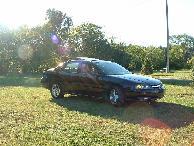You can vote for this Chevrolet Impala SS to be the featured car of the