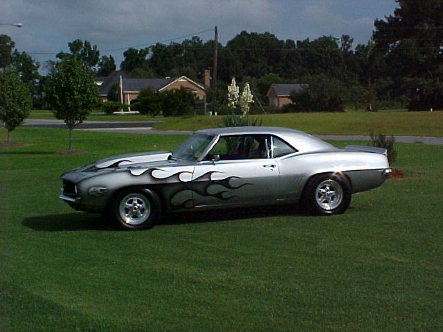 1969  Chevrolet Camaro SS picture, mods, upgrades