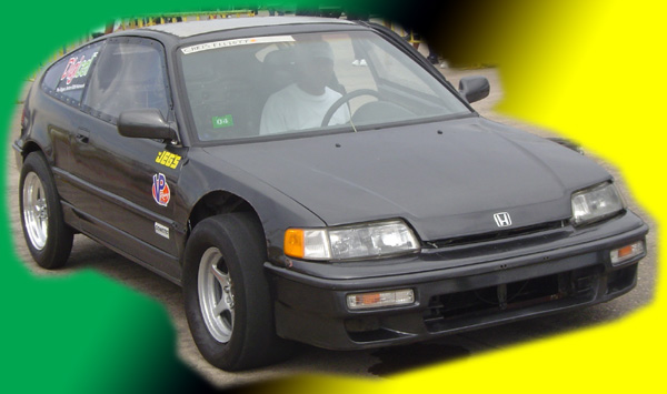 1991  Honda Civic CRX Si picture, mods, upgrades