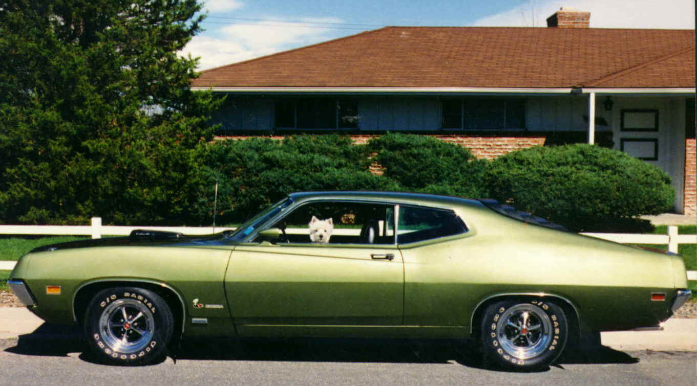 1970  Ford Torino Cobra picture, mods, upgrades