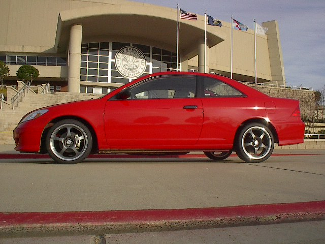 2004 Honda Civic VP/DX Picture, Mods, Upgrades