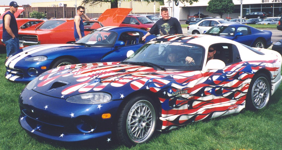 1996  Dodge Viper GTS picture, mods, upgrades