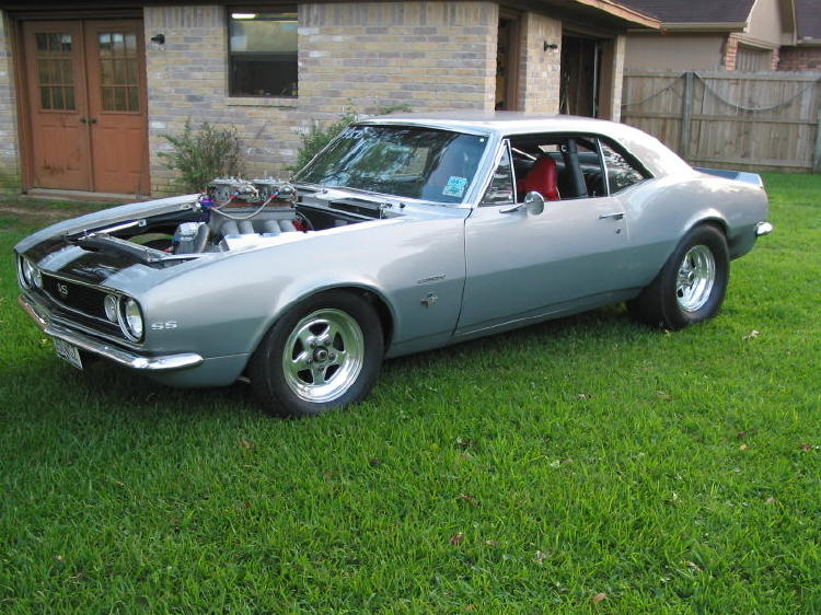 1967  Chevrolet Camaro  picture, mods, upgrades