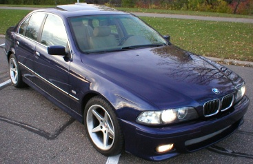 1997 BMW 540i 6 speed