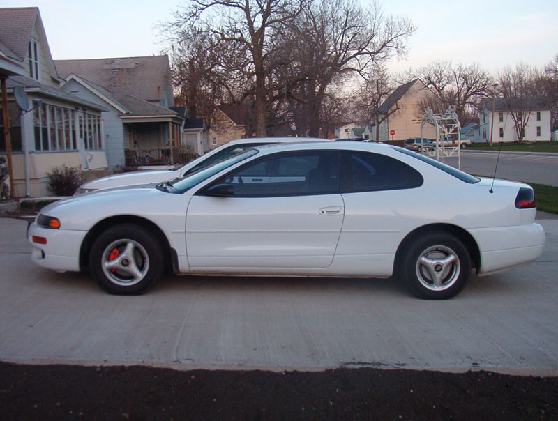 1996  Dodge Avenger 2.0L 5Speed picture, mods, upgrades