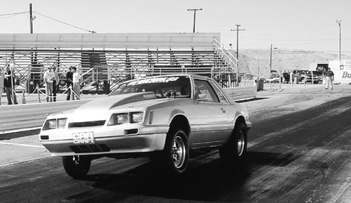 1986 Ford Mustang LX Coupe
