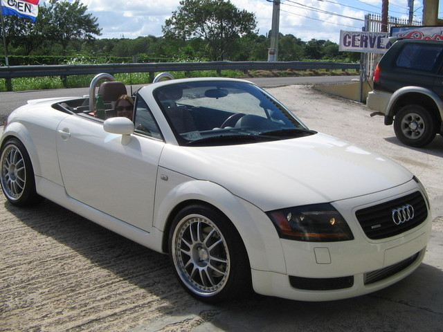2001 audi tt roadster quattro 1 4 mile drag racing. Black Bedroom Furniture Sets. Home Design Ideas