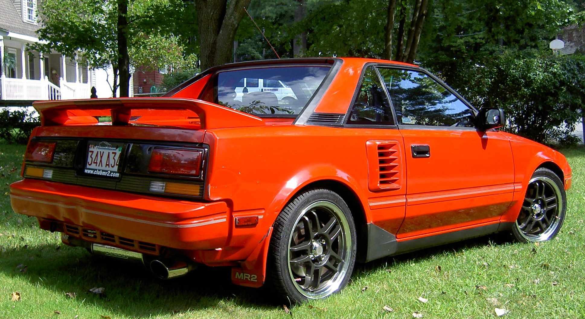 1989  Toyota MR2  picture, mods, upgrades