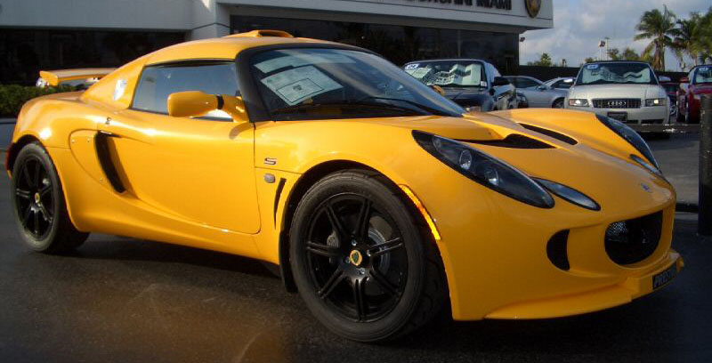 2007  Lotus Exige S picture, mods, upgrades