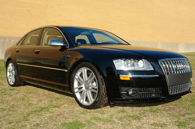 2007 audi s8 v10 pictures mods upgrades wallpaper. Black Bedroom Furniture Sets. Home Design Ideas