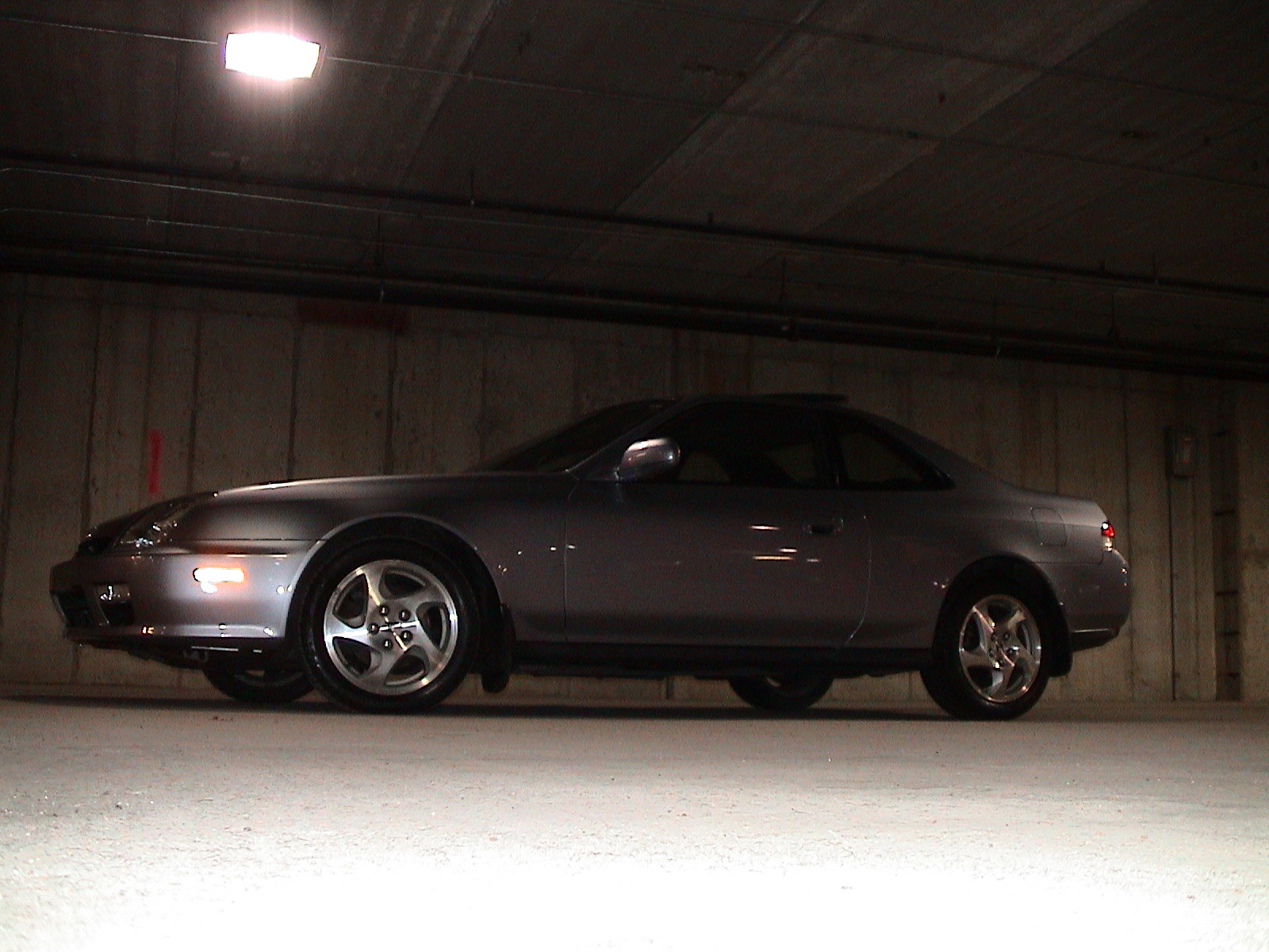2000  Honda Prelude non-SH picture, mods, upgrades