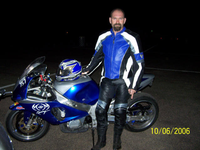 2001  Suzuki GSX-R 750 picture, mods, upgrades