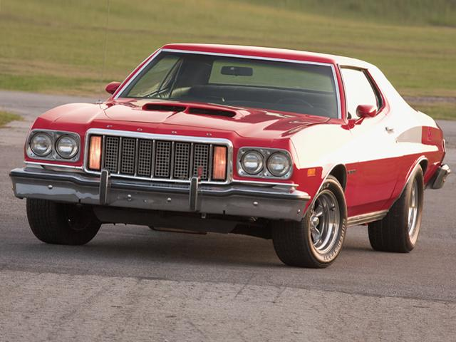 You can vote for this Ford Torino Gran Torino Starsky & Hutch to be the