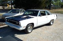 1971  Plymouth Valiant Scamp picture, mods, upgrades