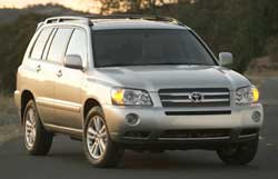 2007 Toyota Highlander 4WD V6 Limited