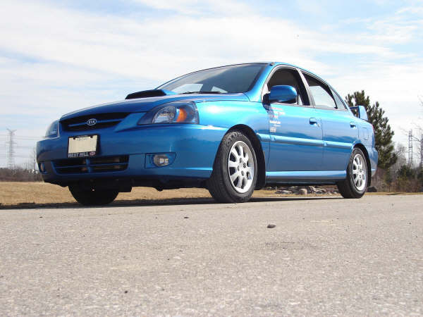 2004  Kia Rio RS picture, mods, upgrades