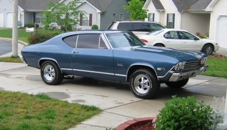 1968  Chevrolet Chevelle Malibu picture, mods, upgrades