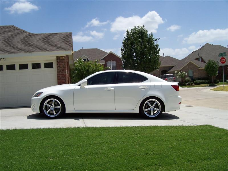 2006  Lexus IS350 Base HKS Exhaust JoeZ Intake picture, mods, upgrades