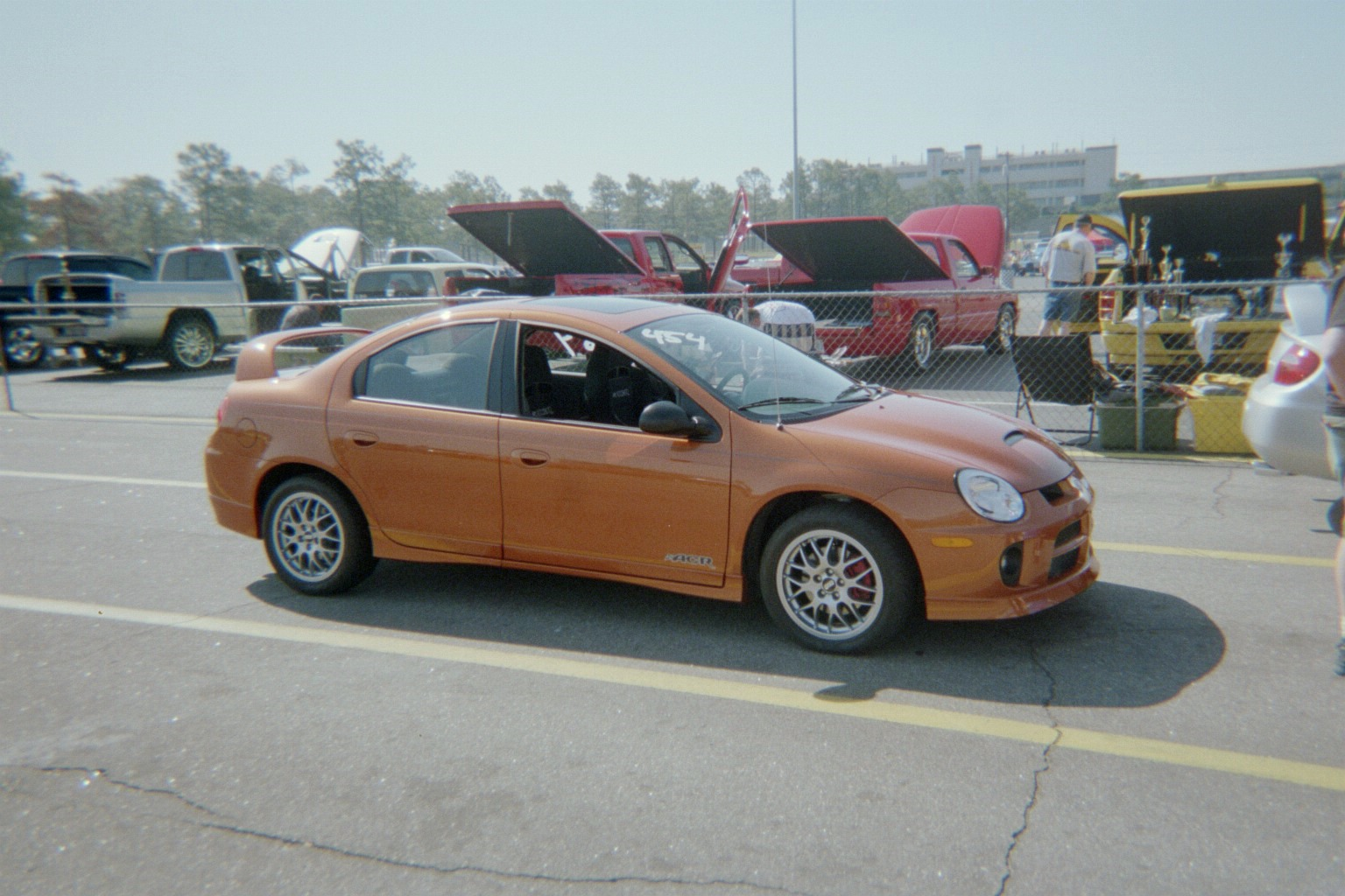2005 Dodge Neon SRT-4 ACR