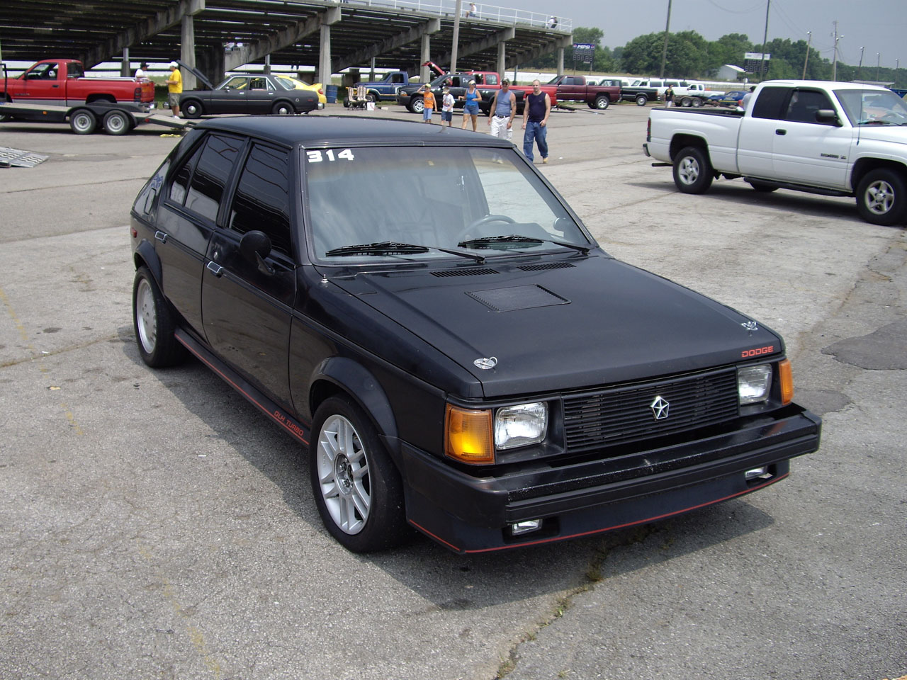 1989 Dodge Omni for Sale 1 - Dodge Omni - 1989 Dodge Omni for Sale 1